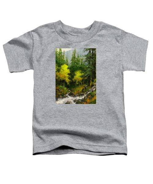 After The Storm September Toddler T-Shirt