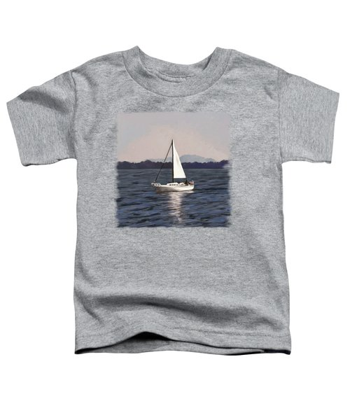 Afternoon Sail Toddler T-Shirt