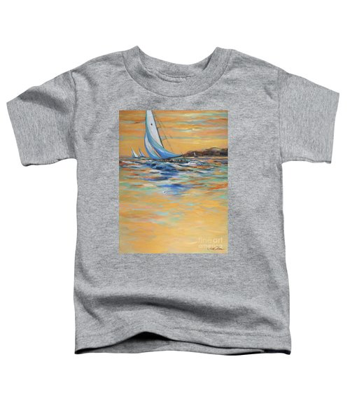 Afternoon Winds Toddler T-Shirt