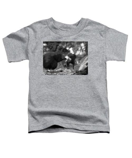 Agouti At Supper Toddler T-Shirt