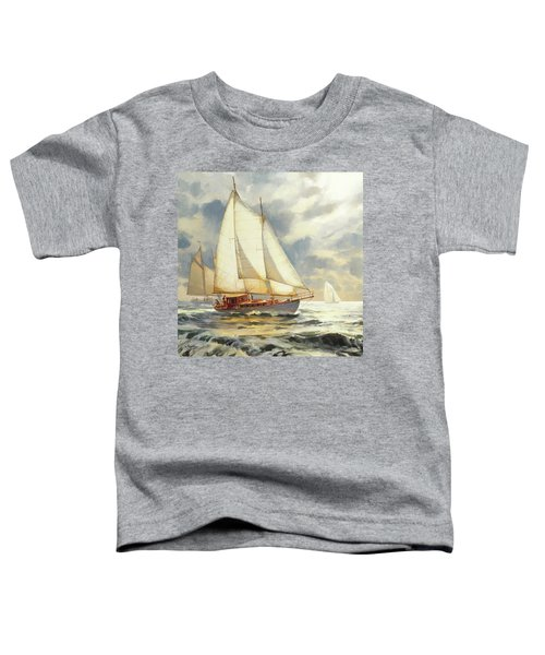 Ahead Of The Storm Toddler T-Shirt