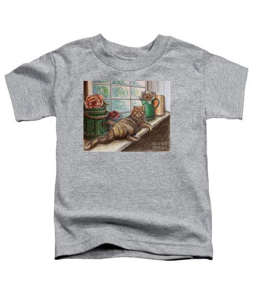 Ain't Misbehavin'... Toddler T-Shirt