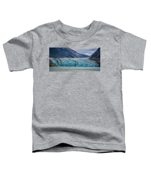 Alaska Glacier Toddler T-Shirt