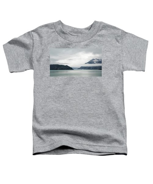 Alaska Waters Toddler T-Shirt