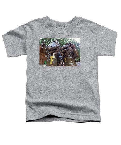 Albert And Alberta Toddler T-Shirt