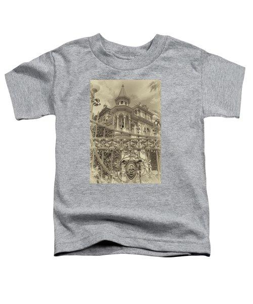 Albert Chamas Villa Toddler T-Shirt