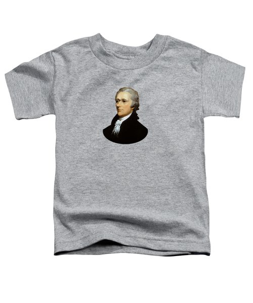 Alexander Hamilton Toddler T-Shirt by War Is Hell Store