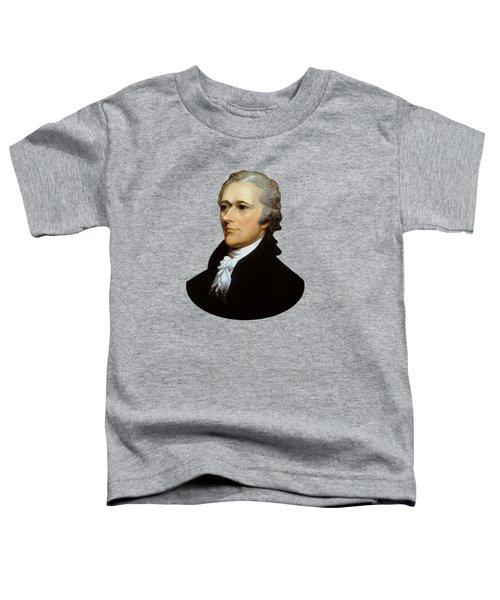 Alexander Hamilton Toddler T-Shirt