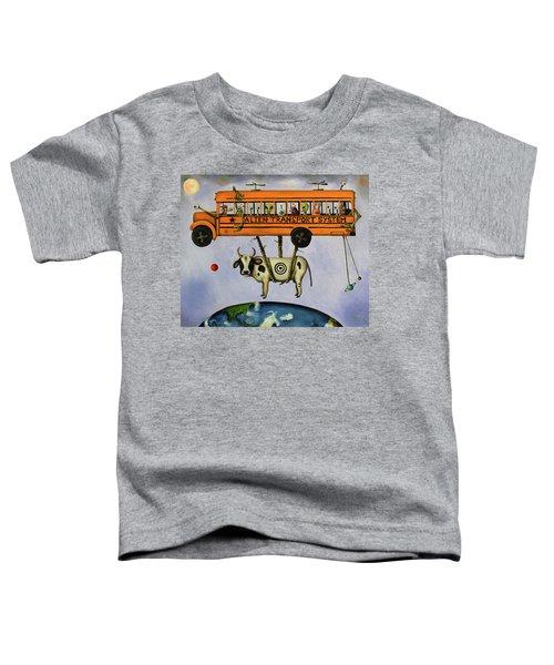 Alien Transport System Toddler T-Shirt