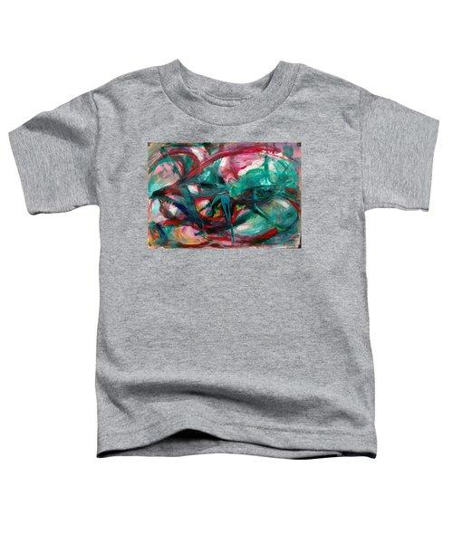 Aliens Toddler T-Shirt
