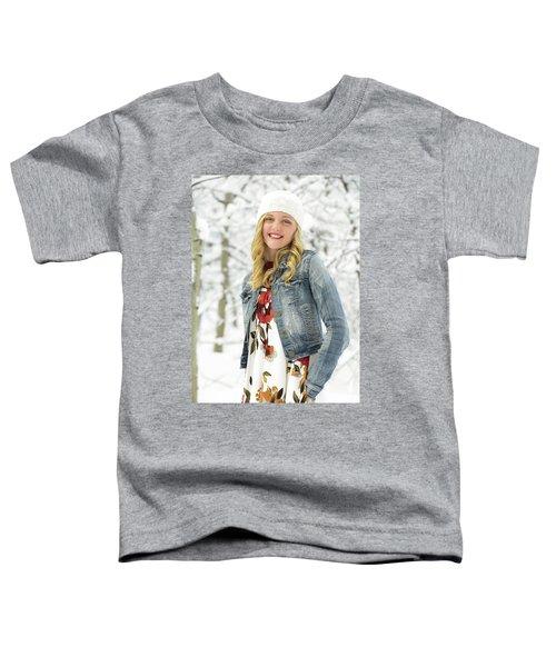 Alison Toddler T-Shirt