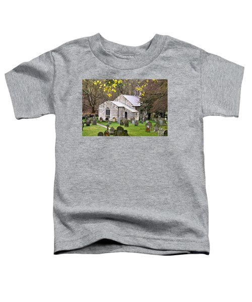 All Saints Church Hawnby Yorkshire Uk Toddler T-Shirt