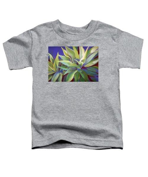 Aloe Plants In Big Sur Toddler T-Shirt