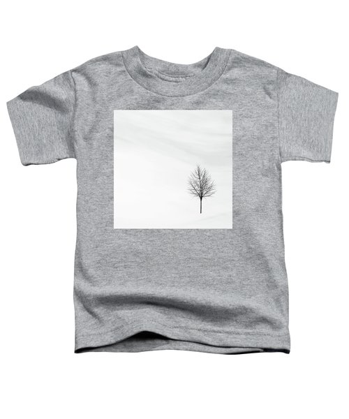 Alone In The Storm Toddler T-Shirt