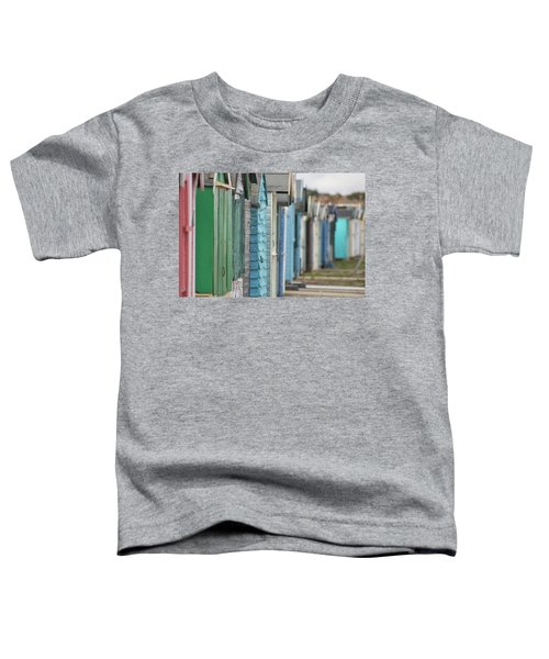 Along The Beach Toddler T-Shirt