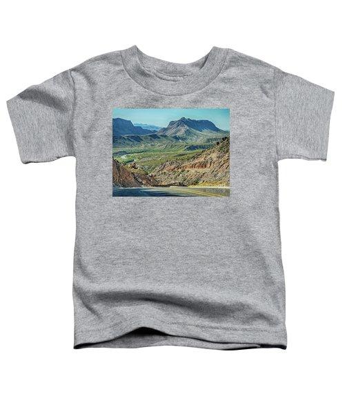 Along The Border Toddler T-Shirt