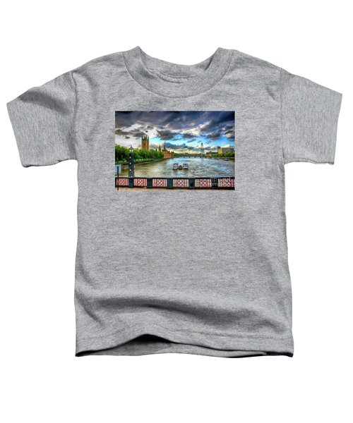 Along The Thames Toddler T-Shirt