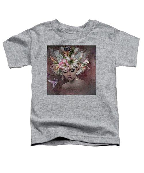 Amaryllis Elf Toddler T-Shirt