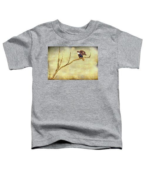 Toddler T-Shirt featuring the photograph American Freedom by James BO Insogna