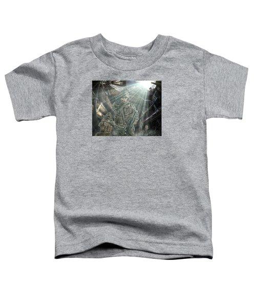 American Patriots Toddler T-Shirt