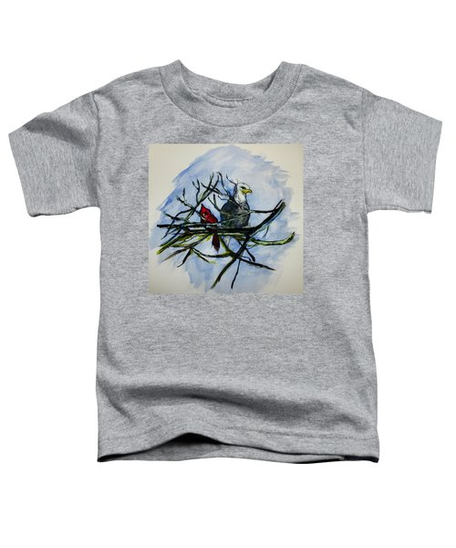 American Picture Toddler T-Shirt