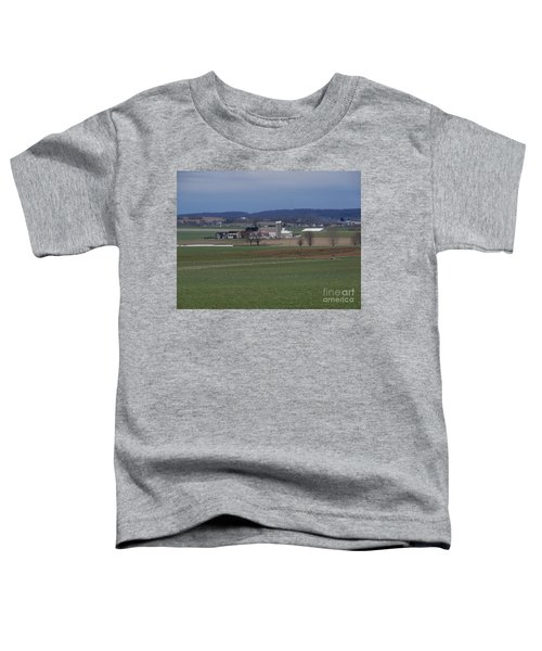 Amish Homestead 125 Toddler T-Shirt