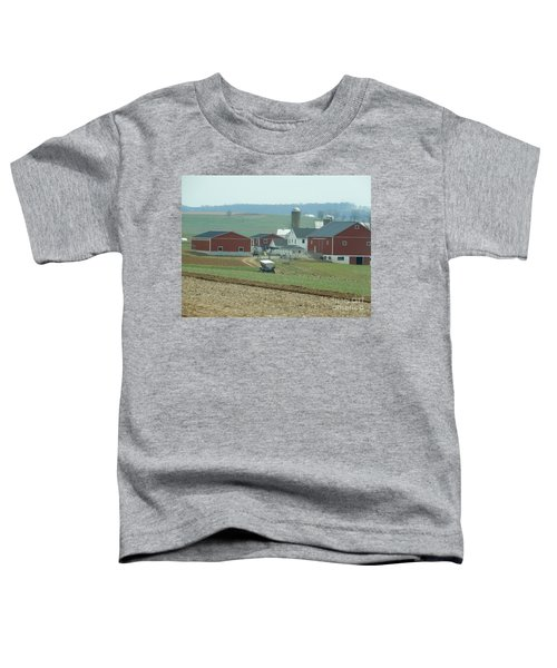 Amish Homestead 6 Toddler T-Shirt