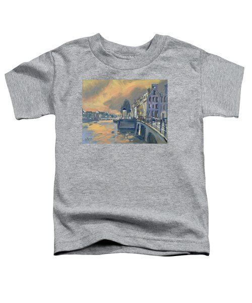 Amsterdm Morning Light Amstel Toddler T-Shirt