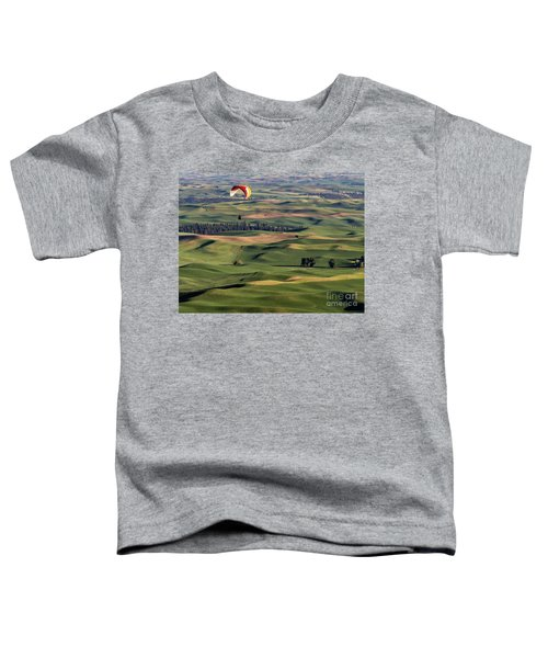 An Evening Flight Agriculture Art By Kaylyn Franks Toddler T-Shirt