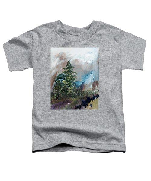 An Yosemite Afternoon Toddler T-Shirt