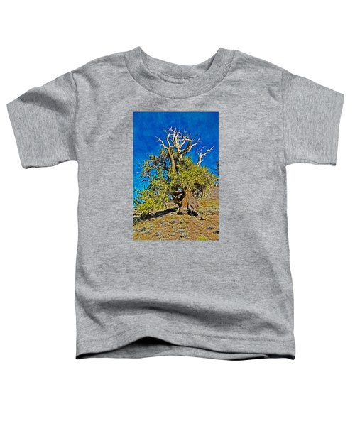 Ancient Bristlecone Pine Toddler T-Shirt