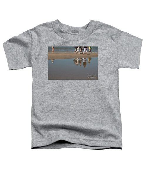 And So They Followed Toddler T-Shirt