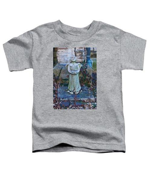 Angel Keokuk Church Toddler T-Shirt