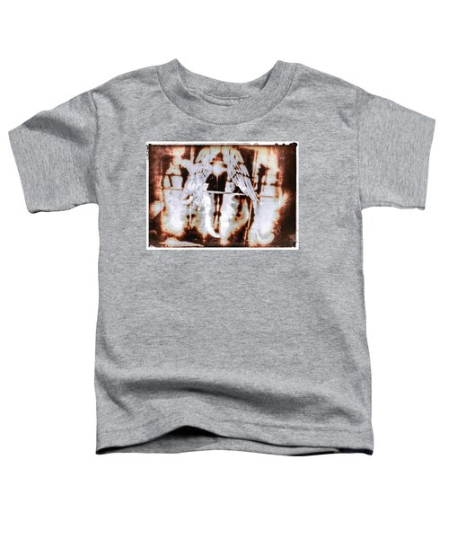 Angels In The Mirror Toddler T-Shirt