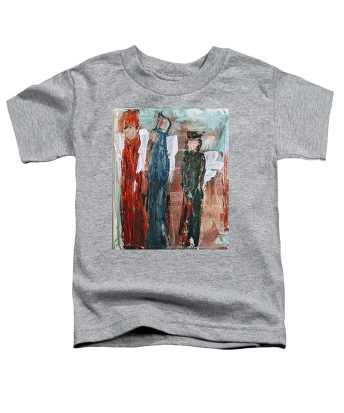 Angels Of The Night Toddler T-Shirt