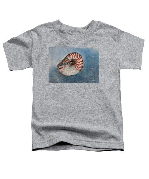 Angel's Seashell  Toddler T-Shirt