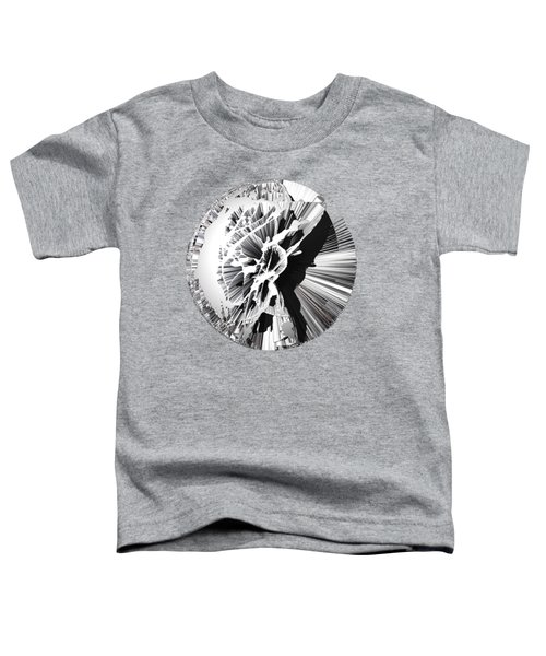 Angst IIi Painting As A Spherical Depth Map. 1 Toddler T-Shirt