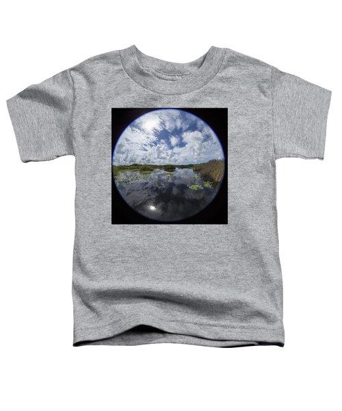 Anhinga Trail 86 Toddler T-Shirt