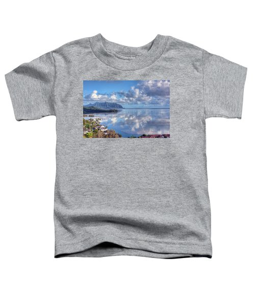 Another Kaneohe Morning Toddler T-Shirt