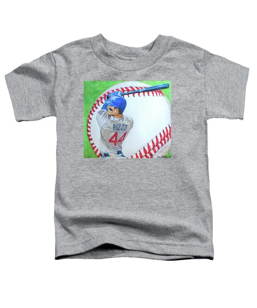 Anthony Rizzo 2016 Toddler T-Shirt