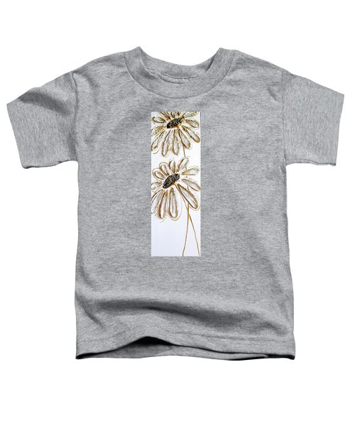 Antique Daisies Toddler T-Shirt