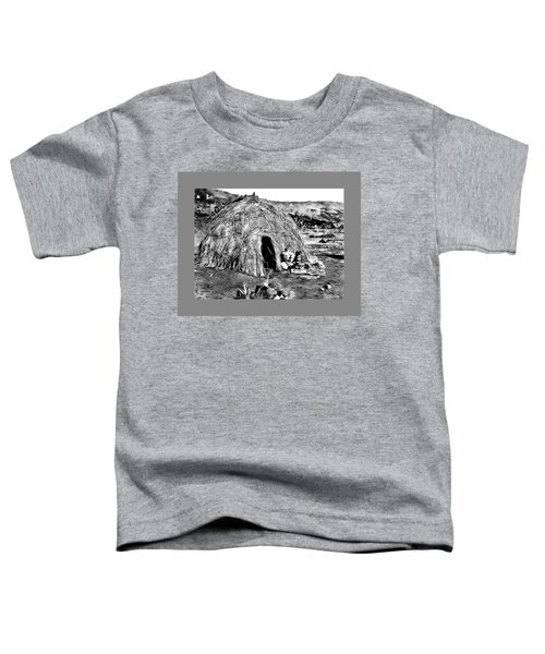 Apache Wikiup Toddler T-Shirt