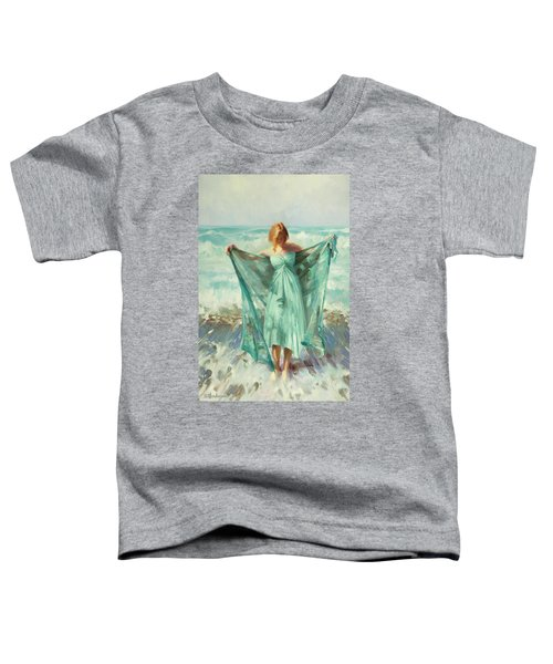 Aphrodite Toddler T-Shirt