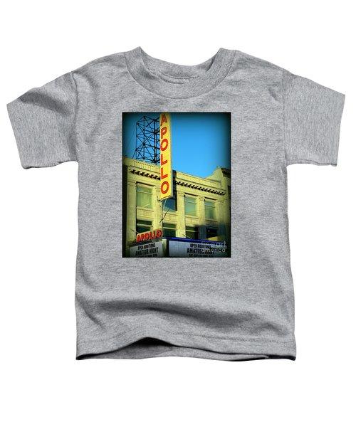 Apollo Vignette Toddler T-Shirt