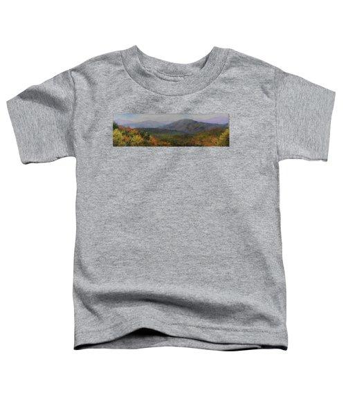 Appalachian Fall Toddler T-Shirt
