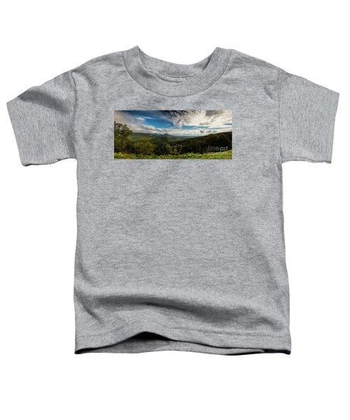 Appalachian Foothills Toddler T-Shirt