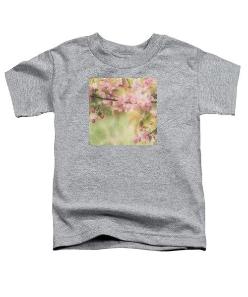 Apple Blossom Frost Toddler T-Shirt