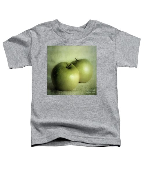 Apple Painting Toddler T-Shirt