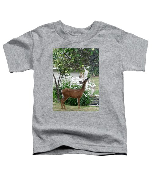 Apple Thief Toddler T-Shirt