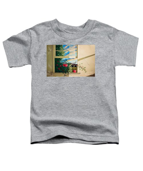 Apple Tree Overflowing Toddler T-Shirt